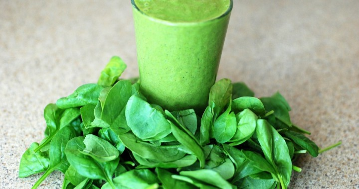 Monkey juice green smoothie